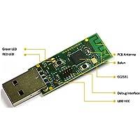 EZSync CC2531 Evaluation Module USB Dongle, CC2531EMK Compatible, Zigbee USB Dongle, EZSync104
