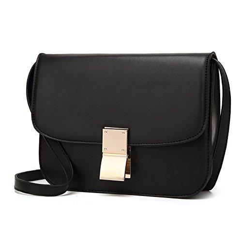 Blue Qiumei Bag amp; Bean Ome Black Bag Handbag Small w5XBCHq