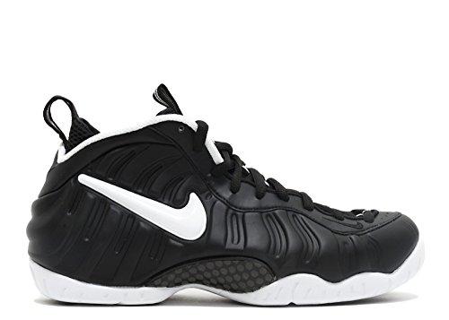 Nike Air Foamposite Zwart Wit Zwart Dr Doom 624041 006 Heren Sz 15 Us