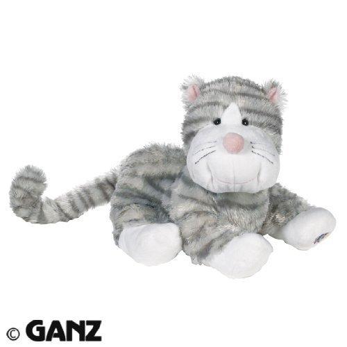 Webkinz Plush Stuffed Animal Sterling Cheeky Cat Manufacturer: Ganz - Webkinz Cheeky Cat