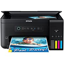 Epson Expression ET-2700 EcoTank Wireless Color All-in-One Supertank Printer with Scanner and Copier
