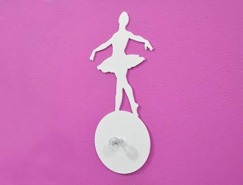 Ballerina - Wall Hook3 / Coat Hook/Key Hanger
