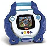 Fisher-Price Kid Tough Portable DVD Player Blue