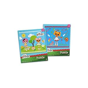 Lalaloopsy 24 Pc Jigsaw Puzzle - Assorted.