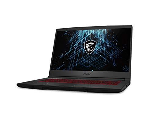 "CUK GF65 Thin by MSI 15 Inch Gaming Notebook (Intel Core i7, 32GB RAM, 1TB NVMe SSD, NVIDIA GeForce RTX 3060 6GB, 15.6"" FHD 144Hz IPS-Level, Windows 10 Home) Gamer Laptop Computer"