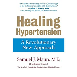 Healing Hypertension Audiobook