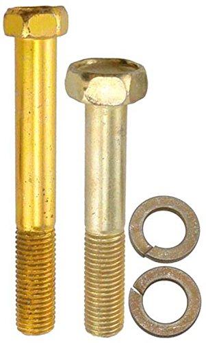 ACDelco 18K1323profesional freno de disco trasero Kit de Pin pinzas con clavos y arandelas