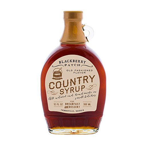 Amazon.com : Blackberry Patch Hot Cinnamon Apple Syrup Contains Sugar All Natural Handmade In Small Batches|For breakfast pancakes and waffles or drizzled ...