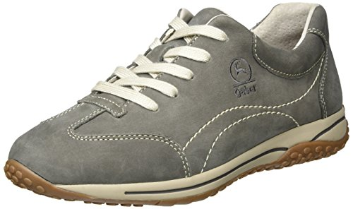 Sneakers Grafite Low Comfort Grey Gabor 69 Top Women's xBvqYHTI