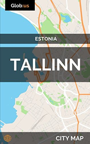 Tallinn, Estonia - City Map