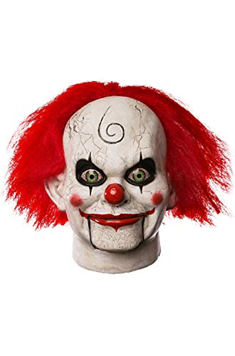 Dead Silence Movie Clown Puppet Mask Trick Or Treat Studios ()