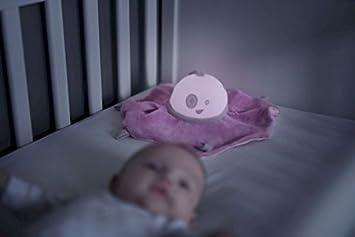 Lamparita Babymoov Spooky A015024 color rosa