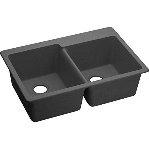 Beige Double Bowl Faucet - 5