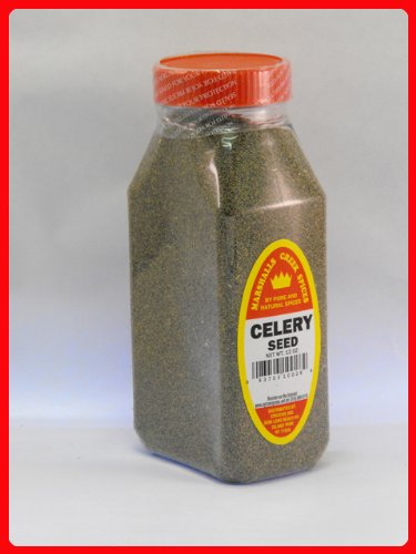 Marshalls Creek Spices, Whole Celery Seed, 8 Ounce