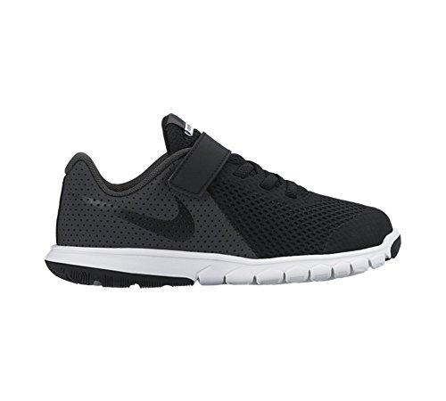 Nike Flex Experience 5 (Psv), Chaussures de Football Mixte Bébé, Noir (Black / Black-Anthracite-Blanc), 27 1/2 EU