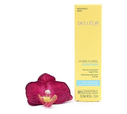 Decleor Hydra Floral Everfresh - Hydrating Wide-Open Eye Gel 15ml/0.5oz (Floral Eye Hydra)