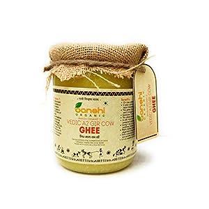 Banshi Organic Desi Gir Cow Ghee A2 Ghee-500 ml 74