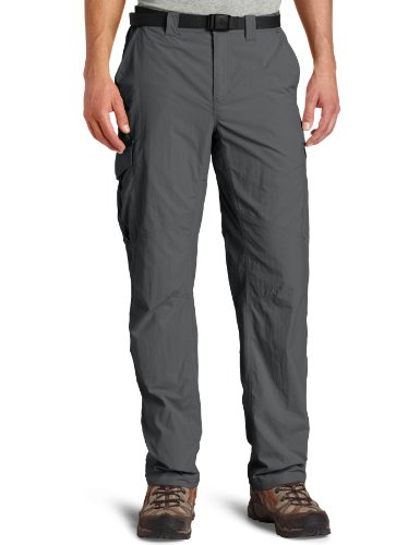 Columbia Men's  Men's Silver Ridge Cargo Pant , Grill, 32x32