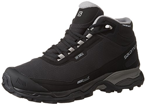 Shelter Black WP Salomon Scarpa Spikes Black invernali CS Pewter dq4Ux