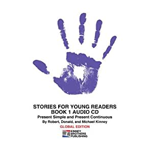 Stories for Young Readers, Book 1, Global Edition,  Audio CD