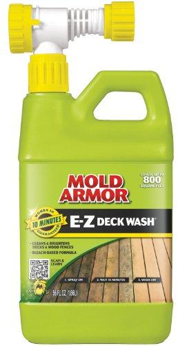 Mold Armor FG512 E-Z Deck and Fence Wash, 56-Ounce