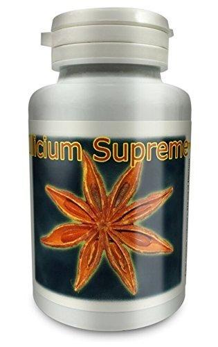 Supreme Nutrition Illicium Supreme, 90 Pure Illicium verum Capsules