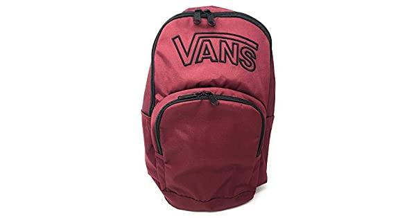 mochila hombre escolar vans