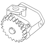 Case-IH Pump Hydraulic Less Relief Valve and Gear Part No: A-K962635
