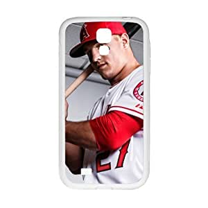 mike trout Phone Case for Samsung Galaxy S4 Case