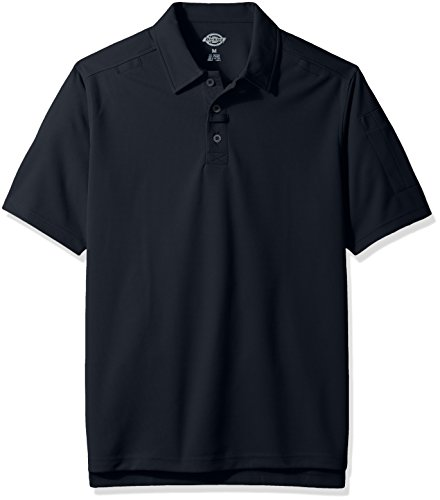 Dickies Men's Short Sleeve Tactical Polo Shirt