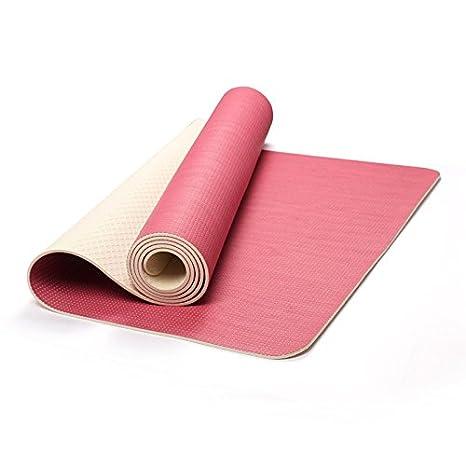Tappetino da Yoga antiscivolo con tracolla Estera de la Yoga ...