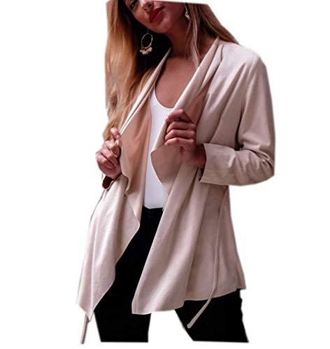 Saoye Fashion Cardigan Femme Legere El