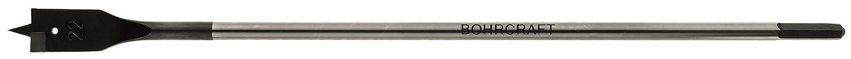 Bohrcraft Flachfrä sbohrer mit 2 Schneiden, 19 x 400 mm 6-kant Schaft SB-Tasche, 1 Stü ck, 34110701900