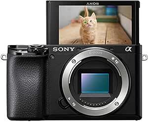 Sony ILCE6100B.CEC Kamera, Svart