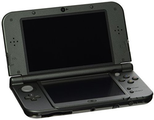 Nintendo New 3DS XL - Black (Lite System Nintendo Bundle Ds)