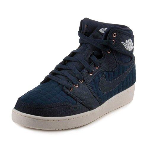 the best attitude 5d1fe 9301b Galleon - NIKE Mens Air Jordan 1 KO High OG Basketball Shoes Obsidian  Blue/White 638471-403 Size 11.5