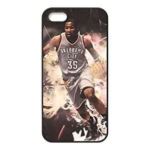 Oklahoma City Thunder Kevin Durant Image Design for iPhone 5/5s-by Allthingsbasketball