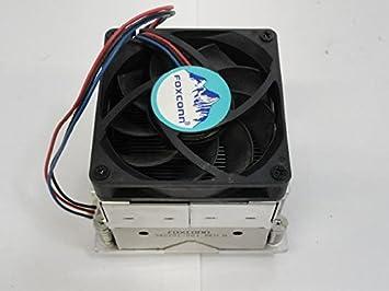 342291-001 Compaq HP Workstation XW6000 PC CPU heatsink 4-Pin Cooling Fan 342291