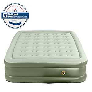 Coleman SUPPORTREST AIRBED – QUEEN