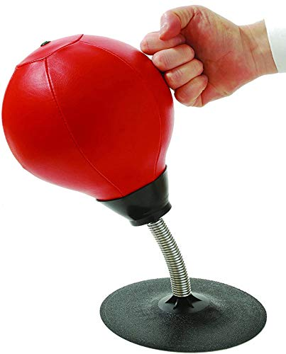 Science Purchase Stress Release Desktop Punching Ball, Tabletop Boxing Bag