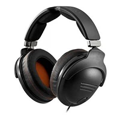 STEEL SERIES 61101 / 9H GAMING HEADSET / Surround - Mini-phone - Wired - 32 Ohm - 10 Hz - 28 kHz - Over-the-head - Binaural - Circumaural - Noise Cancelling Microphone