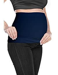 La Reve Maternity Belly Band | Seamless Waistband for all Stages of Pregnancy