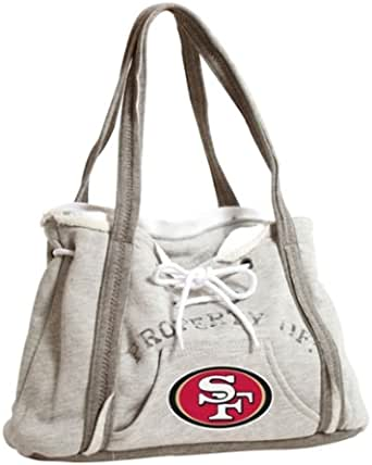 Hall of Fame Memorabilia San Francisco 49ers Hoodie Purse