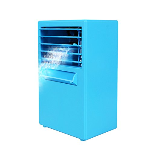 Personal Air Conditioner Fan Portable Air Cooler Small Conditioning Cooling Household Office Desktop
