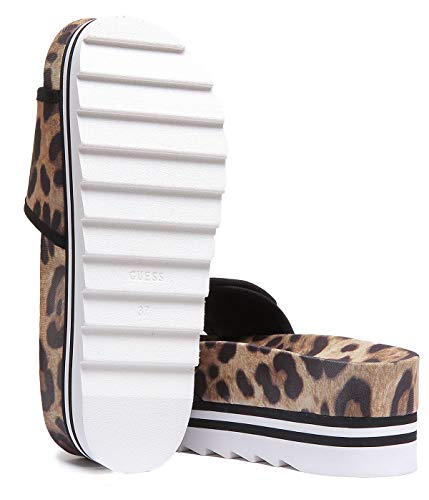 Guess Mujer Zapatillas Maculato Fap19 Flhi22 arwP4qax
