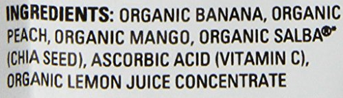 Happy Tot, Organic Baby Food, Superfoods, Banana Peach Mango, Stage 4, 4.22oz, pouch by Happy Baby (Image #3)'