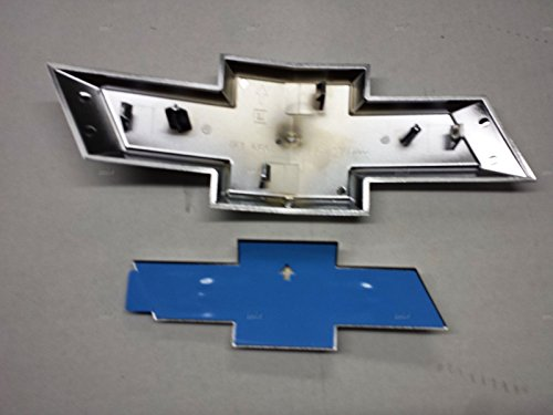 Genuine GM 23463800 Front Grille Liftgate Emblem