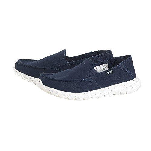 Slip Mulo Navy Blu su Shoes AVA Dude di YwtPn