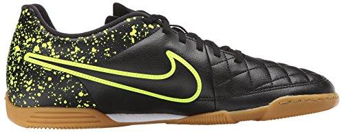 Nike Mens Tiempo Rio Ii Ic Fotboll Sko Svart