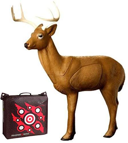 graphic regarding Deer Vitals Target Printable referred to as Rinehart - Trainers4Me
